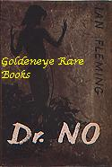 Ian Fleming Dr No First Edition